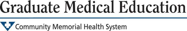 Gaduate Medical Education Logo